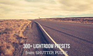 300+ Professional Lightroom Presets 69382