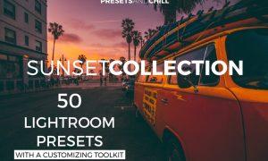 50 Sunset Sunrise Lightroom Presets 1072186