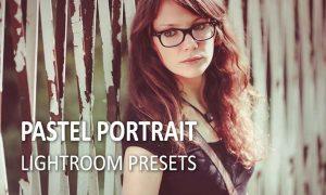 6 Pastel Portrait Presets 1109955