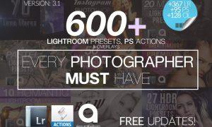 600 LIGHTROOM Presets Mega Bundle 228245