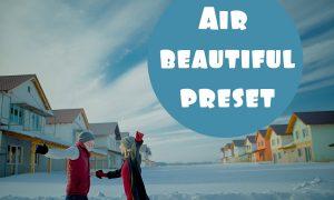 Air Beautiful Preset for Lightroom 1301424