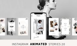 ANIMATED Instagram Stories – Pure 2496828