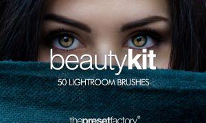 Beauty Kit - 50 Lightroom Brushes 1215279