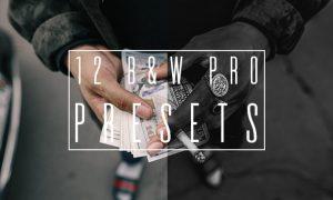 B&W Pro Presets 1166902