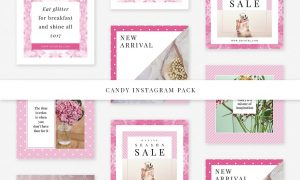 Candy Instagram Pack 1373309