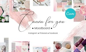 Canva for you - Moodboard 2318245