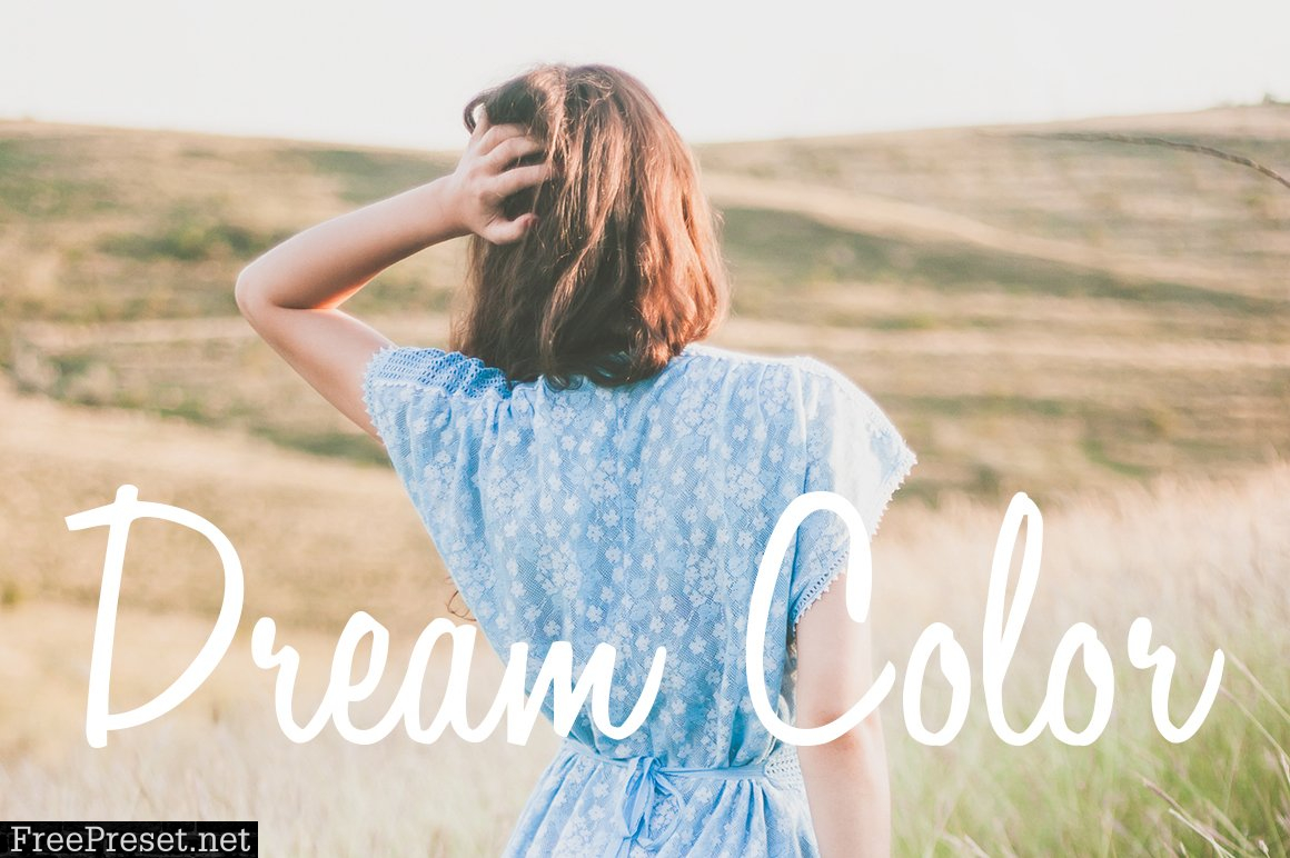Dream Color Lightroom Presets 491795