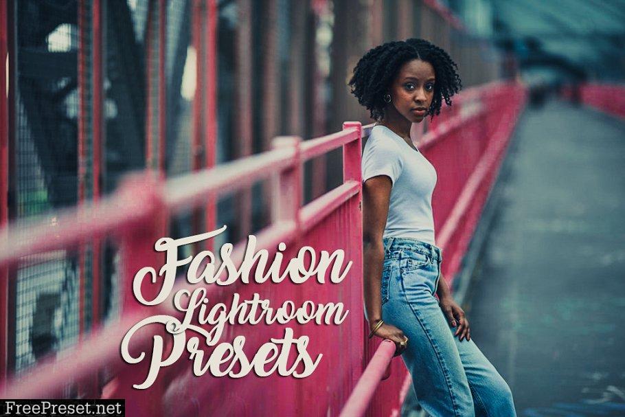 Fashion Lightroom Presets 1107945