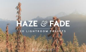 Haze & Fade Lightroom Presets 366331