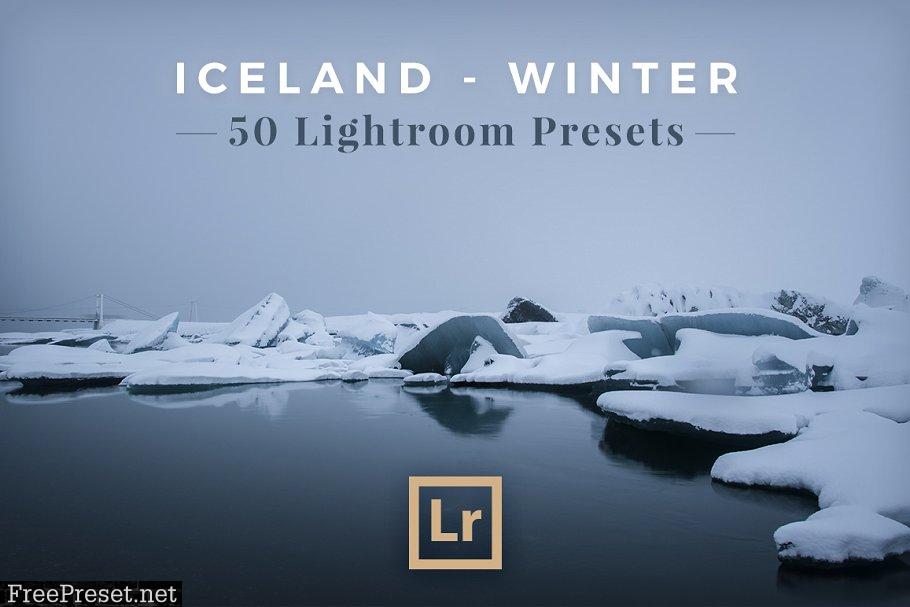 Iceland - Winter Edition, LR-Presets 682362