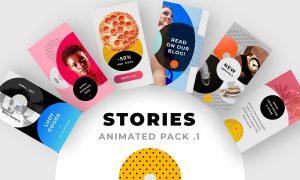 Instagram Stories Pack no.1 - 3351192