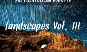 Landscape Lightroom Presets 619746