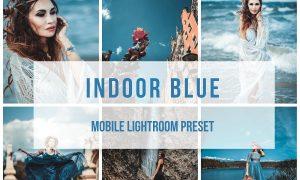 Lightroom Mobile Preset Indoor BLUE 3879417