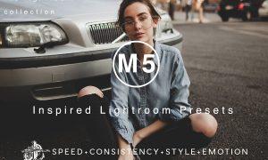 M5 VSCOcam Lightroom Preset 1329572