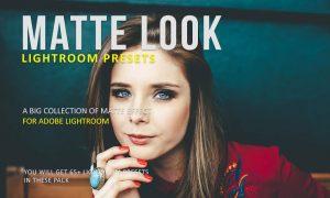 Matte Look Lightroom Presets 1112397
