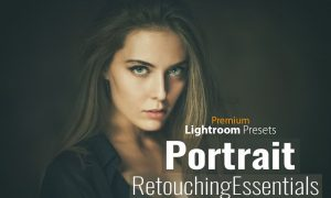 Portrait Retouching Lightroom Preset 854188