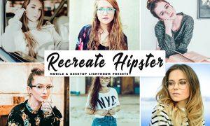 Recreate Hipster Pro Lightroom Prese 4042393