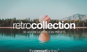 Retro Collection for Lightroom 793358