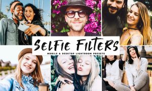 Selfie Filters Lightroom Presets 4032294