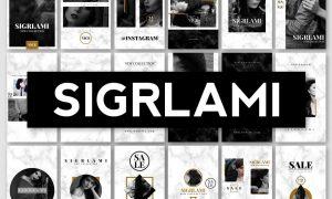 SIGRLAMI - Instagram Templates 1939632