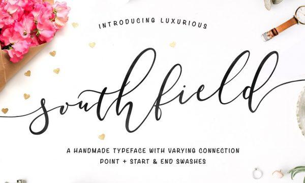 Southfield Typeface 1084410