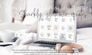Sparkly Glamour Quotes 1827410