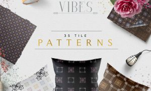 [Spring Vibes] 35 Tile Patterns 2472127