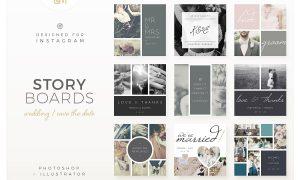 Storyboards / Wedding 1289408
