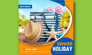Summer Instagram Banner 1670154