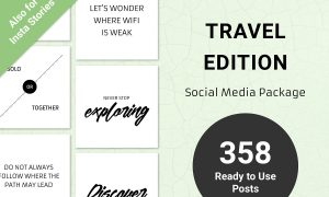 Travel Edition - Social Media 2388287