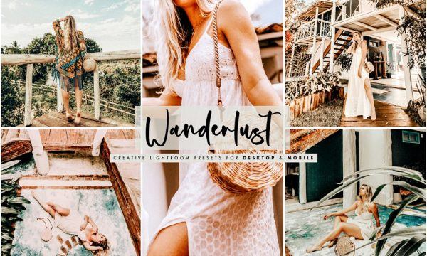 Wanderlust Desktop And Mobile Preset 3995039