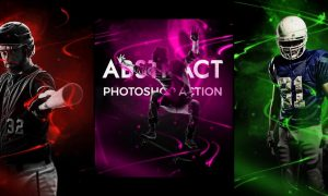 4 Photoshop Actions Bundle - Sep19 24460980