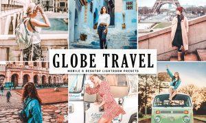 Globe Travel Lightroom Presets 4080082