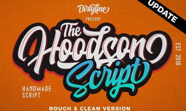 Hoodson Script + Extras 2407048