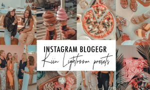 INSTAGRAM BLOGGER LIGHTROOM PRESETS 4094096