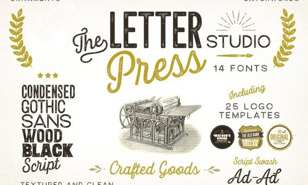 Letterpress Studio (Bundle) 1510355