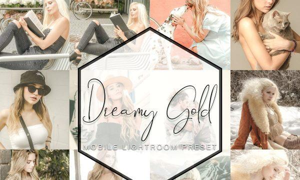 Mobile Lighroom - Dreamy Gold 4090373