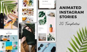 Noesa ‒ Animated Instagram Stories 2938376