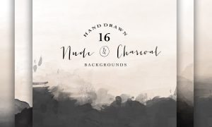 Nude and Charcoal backgrounds - 87359