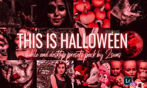 This is Halloween Presets Horror Creepy 1806136