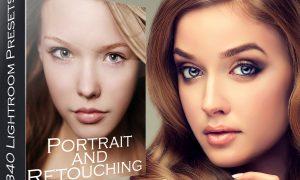 340 Portrait Adobe Lightroom Presets 4349091