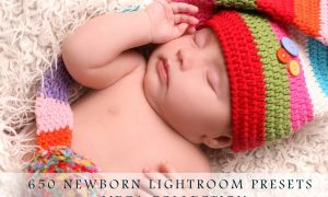 650 Newborn, Baby Lightroom Presets 4358264