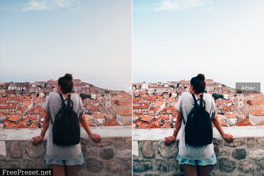 Dubrovnik Mobile & Desktop Lightroom Presets