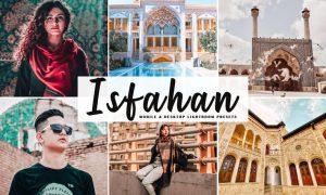 Isfahan Mobile & Desktop Lightroom Presets