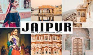 Jaipur Mobile & Desktop Lightroom Presets