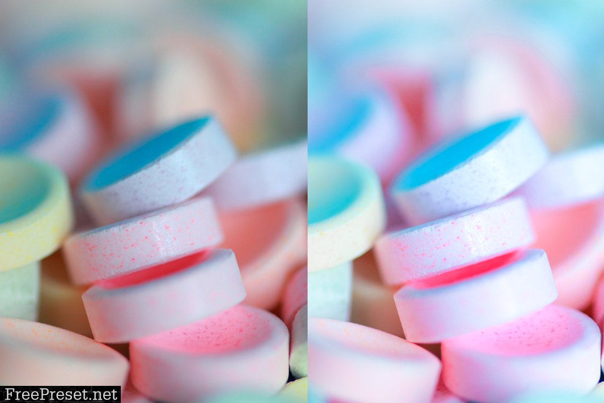 Lightroom Preset, Bubble Gum, Mobile 4415304