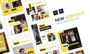 New Arrival Social Media  UR5883B