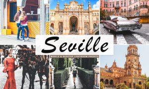Seville Mobile & Desktop Lightroom Presets