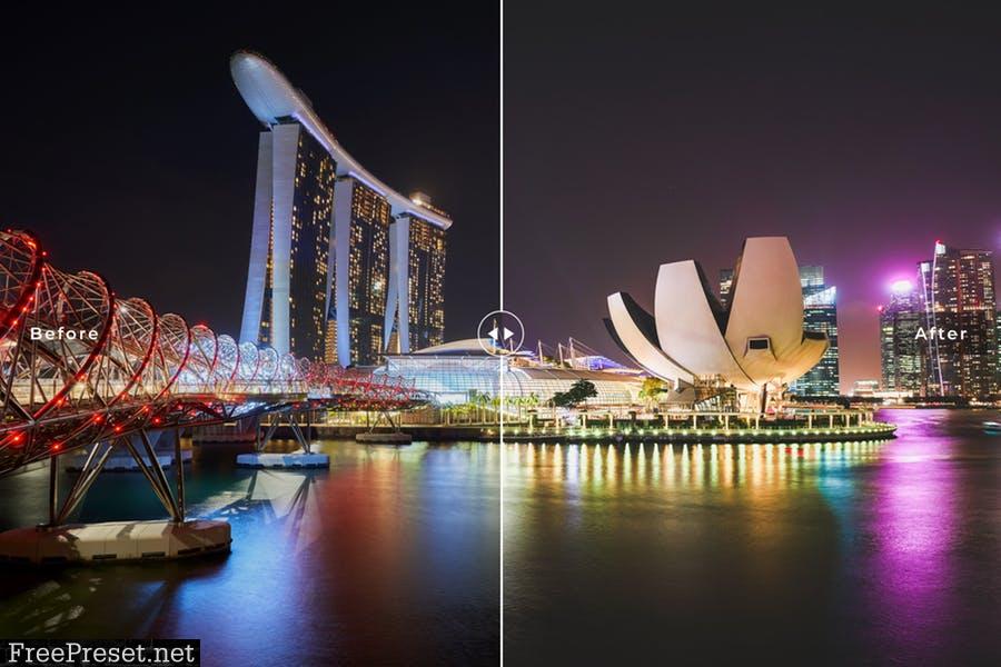 Singapore Mobile & Desktop Lightroom Presets