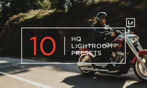 10 HQ Lightroom Presets